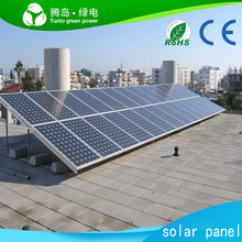 China Mono Solar Cell/100W Mono solar panel 12V batter solar charger 200w 250w 300w panels