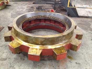 Customized 12 chain sprocket with ISO9001 approved