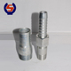 Quality Assurance Electrical Conduit Hose Pipe Thread Nipple
