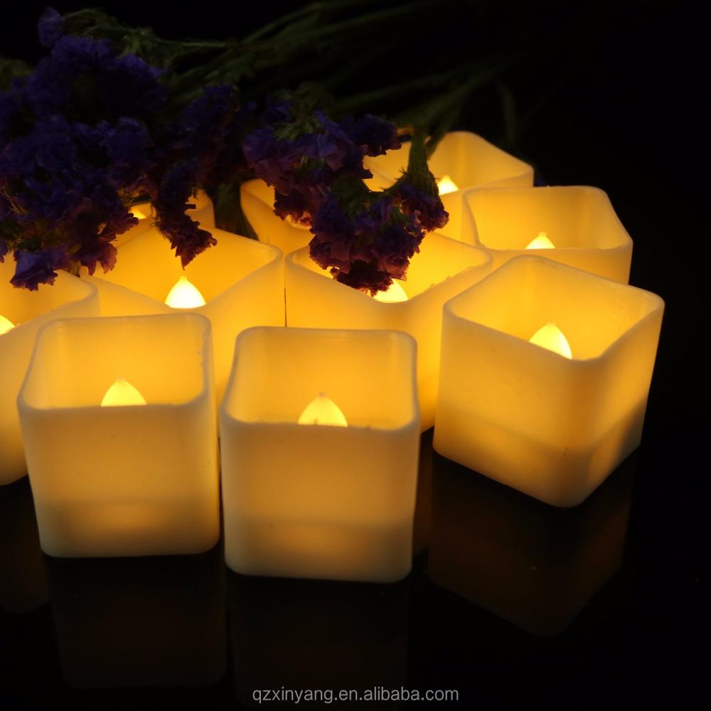 Kerzen Kaufen Großhandel.Großhandel Weiße Viereckige Kerze Kaufen Sie Die Besten