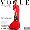 Red and Black Colors Demure Front Sexy Back Ball Gowns Prom Dress Fast Delivery