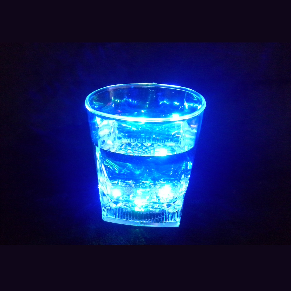 Good quality new products halloween led flashing cups