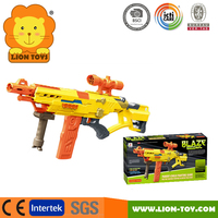 Battery operated Toy Gun soft bullet toy gun for children shooting game eletric toy gun soft dart