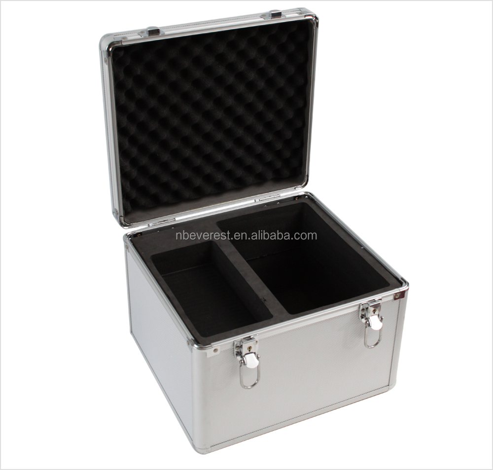 Aluminum Sturdy medical transport box