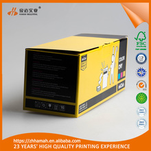 OEM wholesale custom hot sales candle box retail packaging printing