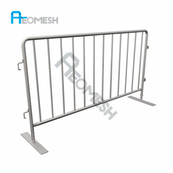 AEOMESH Slab Feet Road Barrier