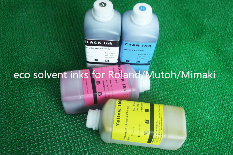 tinta eco-sol max for Roland