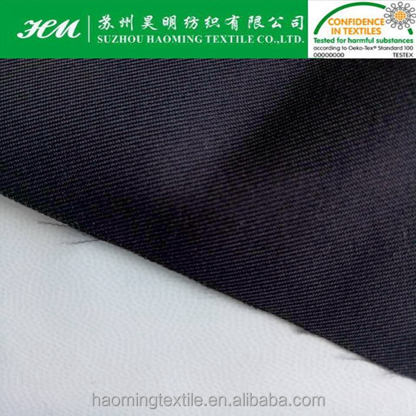 twill fabric with PTFE membrane widely used for police and workwear garments