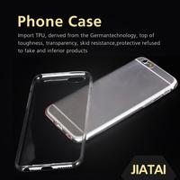 wholesale fashion mobile phone accessory tpu printed animal phone back cover