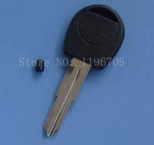 Free Shipping  transponder key shell for Chevrolet Evio  (DWO4R) with logo without  chip