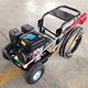 High pressure washer 248bar (3600 psi) with honda type gasoline engine