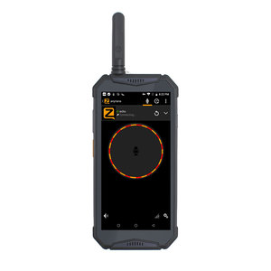 IP68 ANYSECU 3T LTE 4G Multi-Mode Adavanced Radio with DMR /LTE/GSM/UMTS Most Completed Frequency Bands Net Work Radio