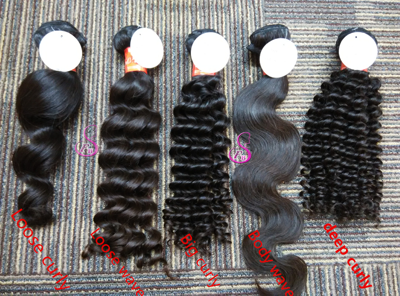 virgin Brazilian remy human hair products,all express brazilian hair fashionable hair wave style