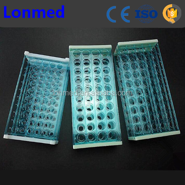 Lab consumable different size microtube racks