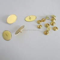Brass Butterfly Pinch Clip Pin For Wholesale From China