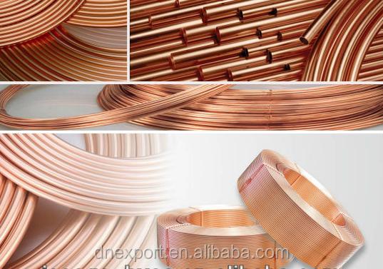 Precio por metro de tuber a de cobre y tubos de cobre para - Precio de tuberia de cobre ...