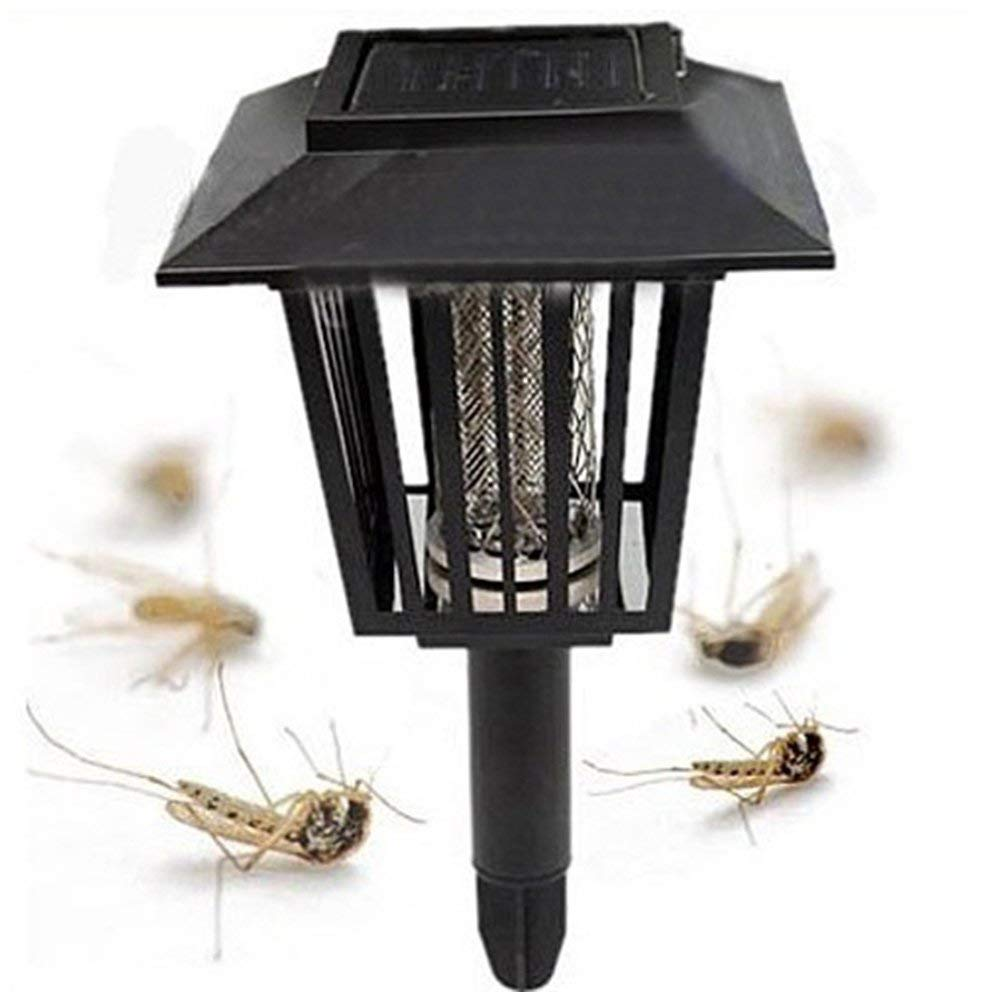 Cheap Usa Rechargeable Mosquito Killer Find Killerelectric Killerinsect Killermosquito Get Quotations Tubwair Lamp Solar Powered Fly Bug Insect Zapper 3 Led Night