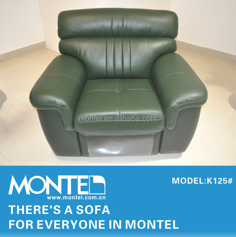 Mexico Green Leather Sofa Sets