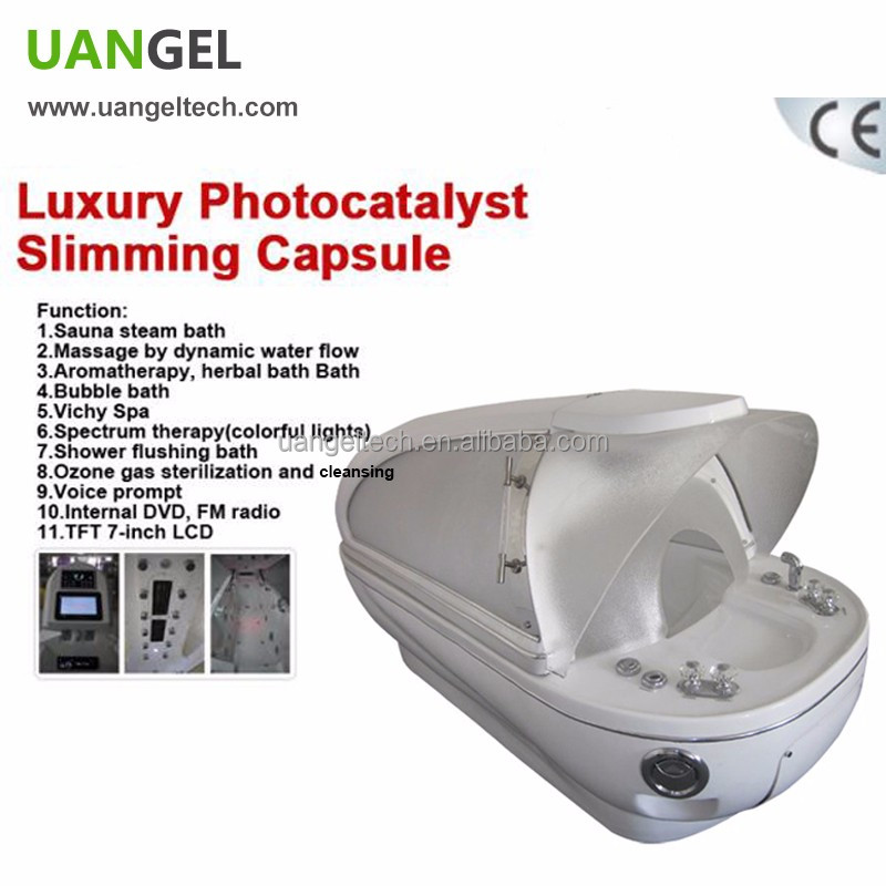hot steam room and full bath table shower massage spa capsule for sale