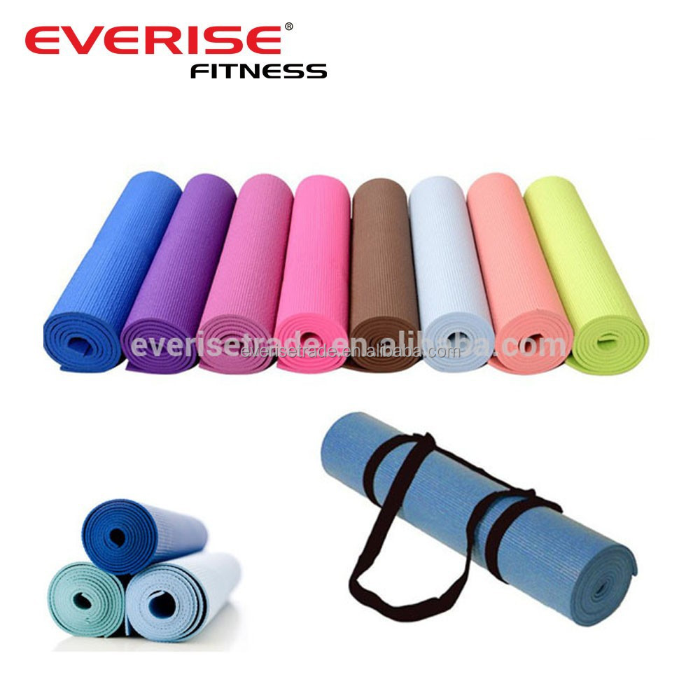 Eco Friendly Wholesale PVC Yoga Mat