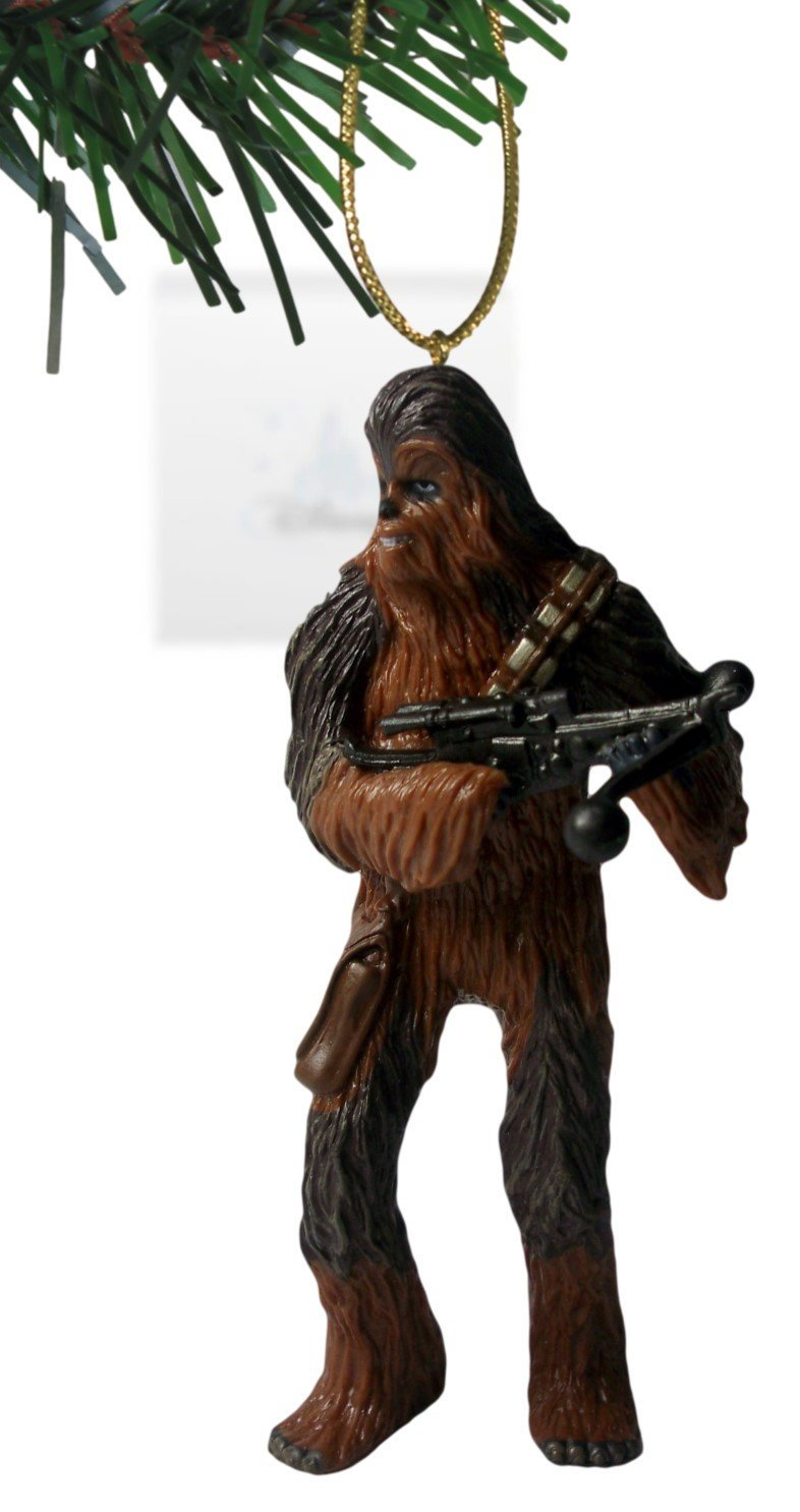 disney star wars chewbacca holiday ornament limited availability - Chewbacca Christmas Ornament