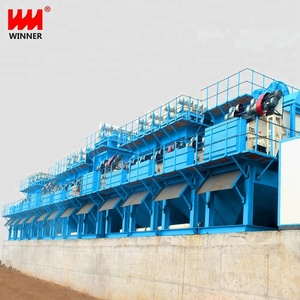 High quality fine sand collecting machine Slurry Separation System