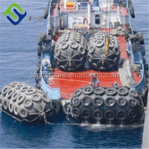 France Navy Supplier Yokohama Pneumatic Marine Rubber Fender