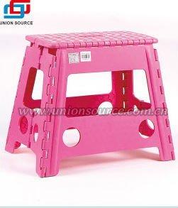 262341 Industrial Plastic Portable Folding Step Stool