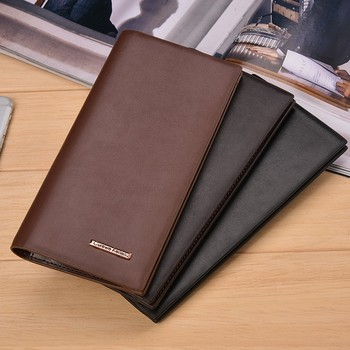 d9d47e7915431 Trend Western Fashion Men Leather Clutch Bags High Capacity Cell Phone  Credit Card Holder Business Men s Leather Wallets Purse - Buy Wallets ...