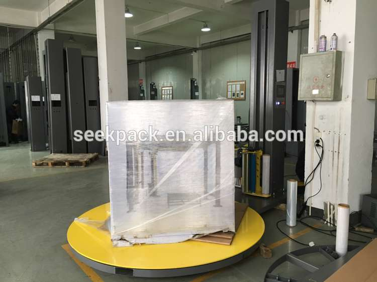Automatic Pallet Shrink Strapping Machine,Pallet Strapping Machine, Heat Shrink Tunnel