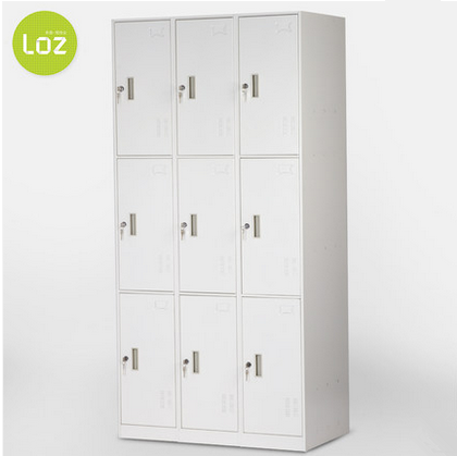 9 Doors Metal Locker Cabinet/ Wardrobe Locker   Buy Locker,Metal Locker,Steel  Locker Product On Alibaba.com
