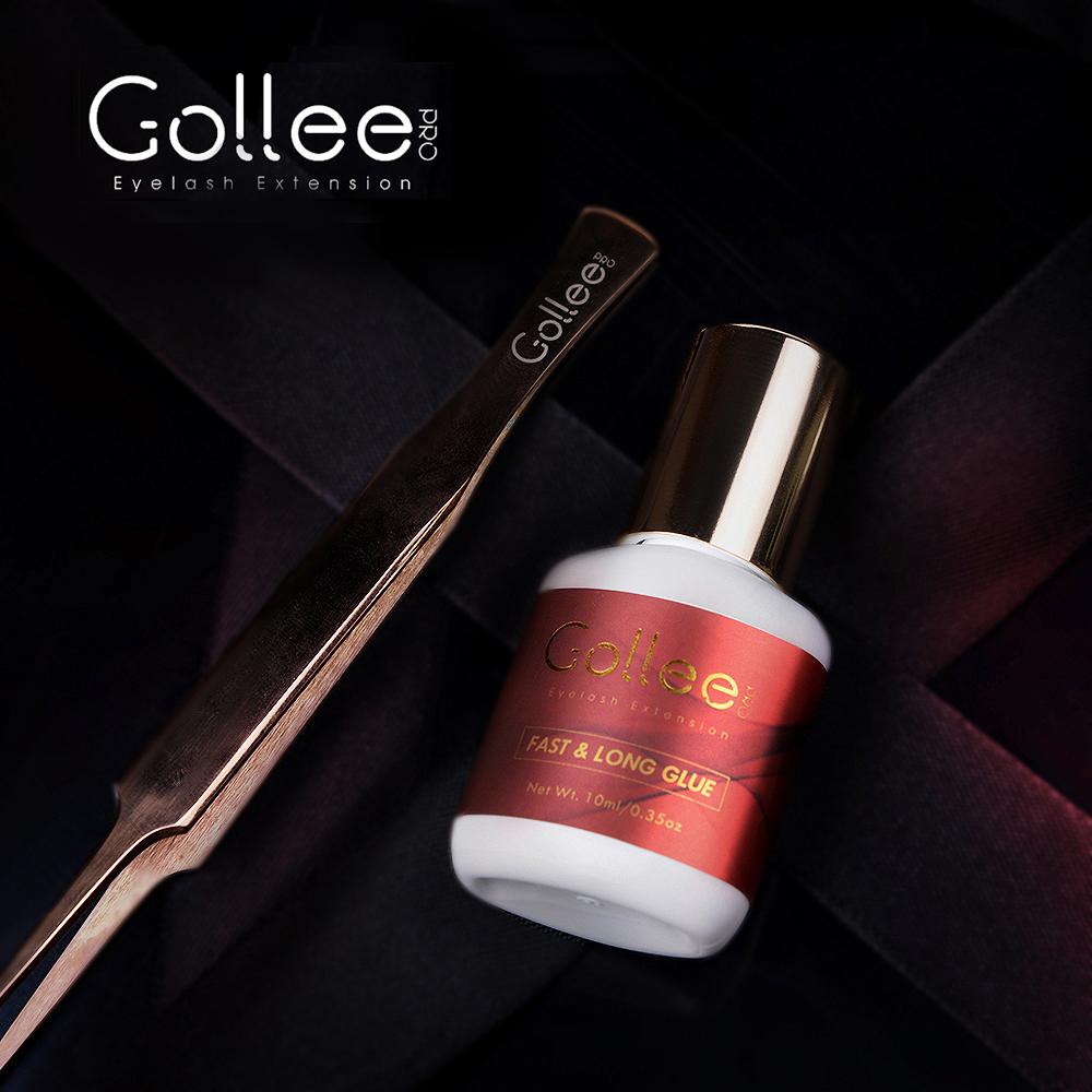 Ultra Fast Drying STRONGEST Individual Eyelash Extension Glue Natural Lash Glue, Black natural lash glue