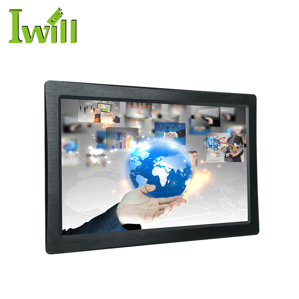 21.5'' Touch All In One Computer A215 Core J1900/I5-4210U Industrial Resistive Screen Panel Computer Support 3G/4G фото