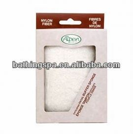 Hot sellinge nylon bath sponge