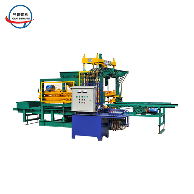 latest products in market QT4-15A semi-automatic block making machine and cement brick making machine and building machine