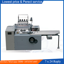 SM-SXB-430A softcover perfect book binding sewing machine used for book binding