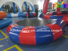 Trampoline inflatable, inflatable <span class=keywords><strong>thủy</strong></span> sinh trampoline, inflatable nổi trampoline