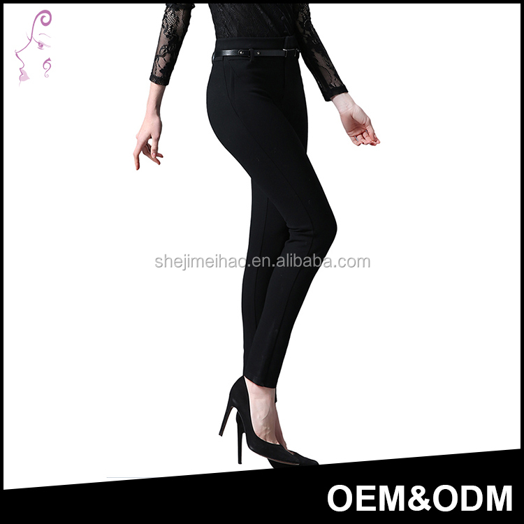 2016 spring women jeans women black skinny pants long trousers women pants