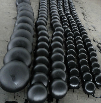 carbon steel butt weld seamless pipe fittings