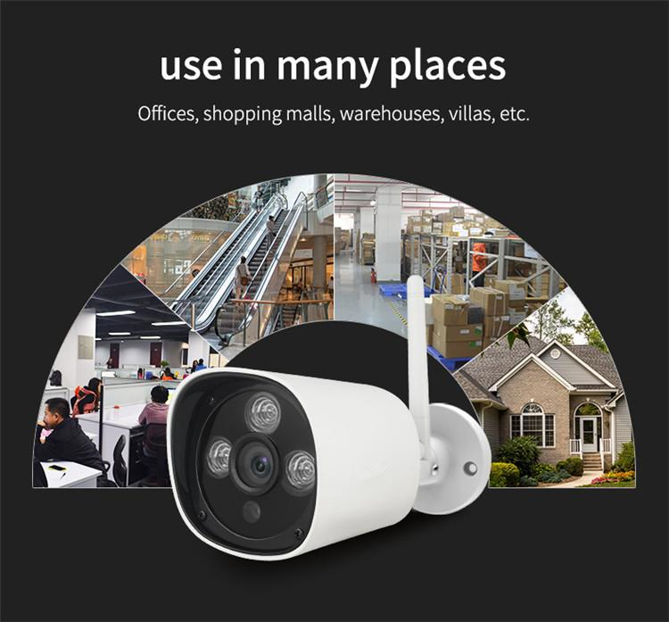 720p outdoor digital camera home use wireless security camera