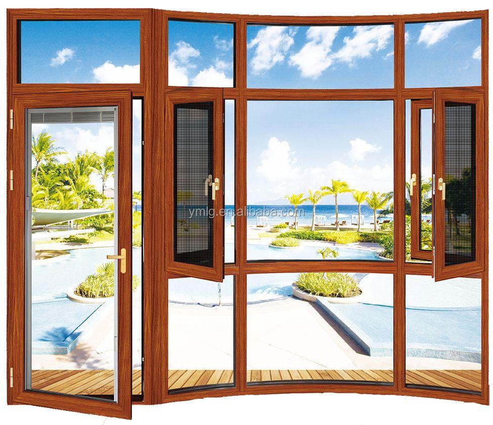 Venta al por mayor ventanas apertura exterior-Compre online los ...