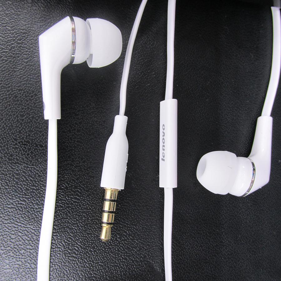 Original Lenovo Headphones LH102 Earphone 3 5mm Headphone FOR Lenovo p780 S660 K3 S860 K920 K910