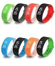 W9 Smart Watch Smart Bracelet Smartband Phone Mate Passometer Track Calories Burned Flex Fitness Band Waterproof IP67
