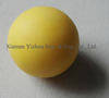 Polished plastic toy ball for decoration