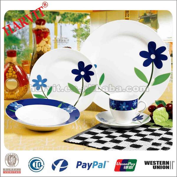 Buy Ceramics Dinnerware Direct From China/ 20pcs Round Shape Sunflower Design /Dinnerware Colourful Dinner  sc 1 st  Alibaba & Buy Ceramics Dinnerware Direct From China/ 20pcs Round Shape ...