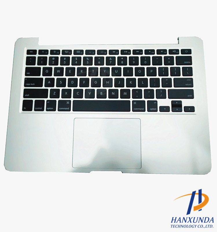 New original2013 2014 FR UK US IT SP RU DE NOR version Keyboard For Macbook Retina 13'' A1502 D assembly top case with battery