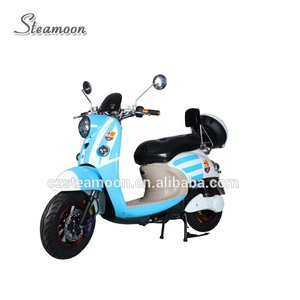 2018 High Quality Cheap Price 48V 800W Electric Motorcycle for Adults with steamoon