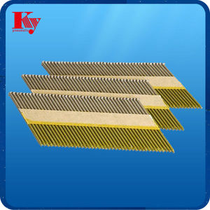 33 degree framing nails - paper collated 2.87mm * 75mm