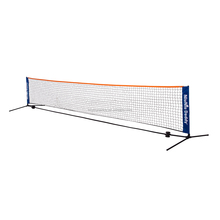 Portable tennis net with stand height 80cm