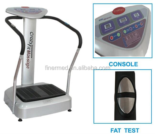 מתוחכם Vibration Machine Crazy Fit Massage Manual - Buy Vibration YN-59